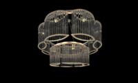 chandelier stilo 3d model