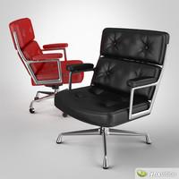 3d model lobby chair 104 108
