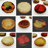 Fruit Cake/Pie - 5 Pack
