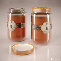 honey jar 3ds