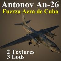 an-26 far max