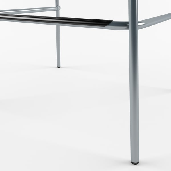 Ikea Stig Bar Stool 3d Obj