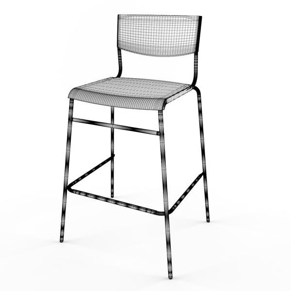 ikea stig bar stool 3d obj : Stig7jpgddec6dad 36cf 4e41 9a5f b202c510b998Large from www.turbosquid.com size 600 x 600 jpeg 23kB
