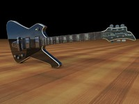 3d model washburn ps1800 black