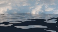 blender ocean animation