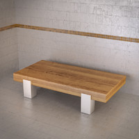 baster table natuzzi 3d max