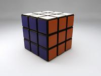 puzzle cube c4d free