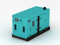 generator blue 3ds