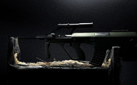 steyr aug a1 assault riffle c