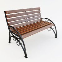 max forged bench