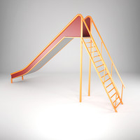 3d model of slide play