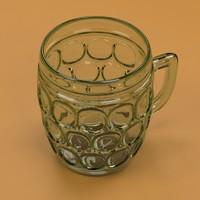 3d max beer mug