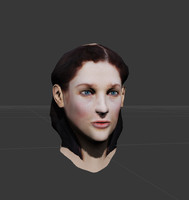 UDK Face EFX Female Heads