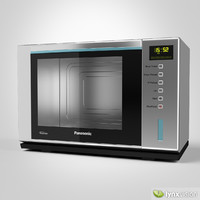 3d panasonic steam microwave oven model