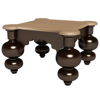 eichholtz table mayfair 3ds
