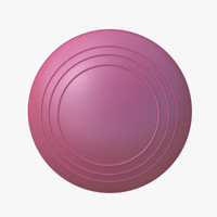 gym ball 3d model