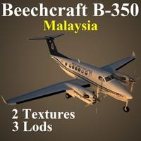 beech 350 rmf aircraft max