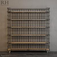 rh restorationhardware 3d max