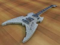 3d silvertone apocalypse silver special model
