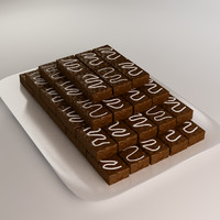 cake_11 (chocolate bars)