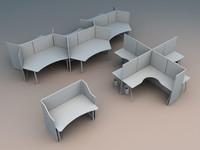 3d desks
