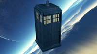 doctor tardis 3ds