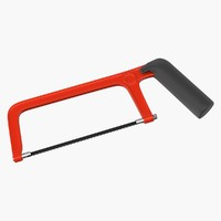saw handsaw 3d max
