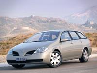 Nissan Primera P12 Wagon