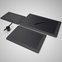 3ds max wacom intuos 5 graphics