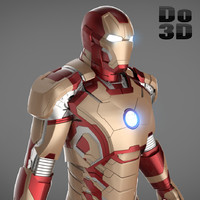 3ds max mark 42 armor