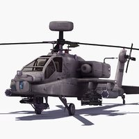 xsi attack helicopter