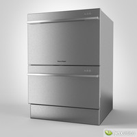 Fisher&Paykel Double DishDrawer