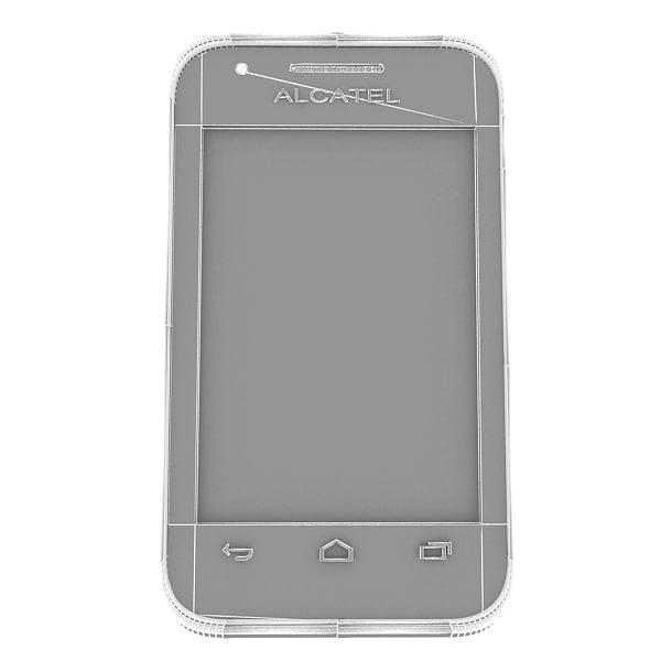 3dsmax Alcatel Touch 4030 D S