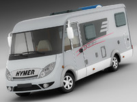 3d hymer exis motorhome