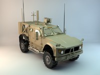MATV Military Transport