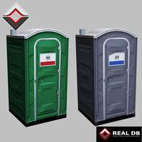 portable toilet 3ds