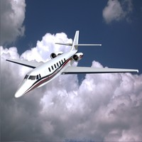 Cessna Citation Sovereign private jet