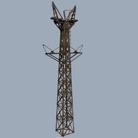 max cableway mast