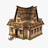 Tavern (low poly)