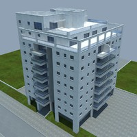 3d obj buildings 1 6