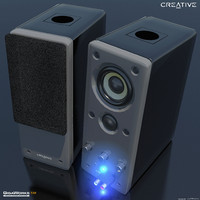 Creative T-20 Speakers
