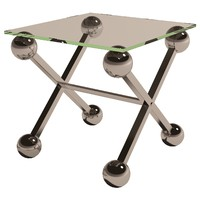 3d model eichholtz table maverick