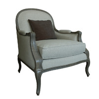3d model lion chair restoration hardware