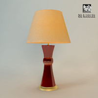 baker night lamp 3d model