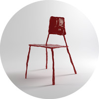 Maarten Baas Clay Dining Chair