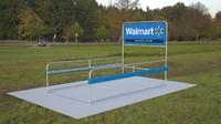shopping cart corral 3D models