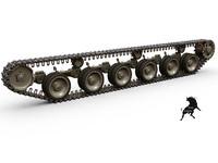 3d track tunguska model