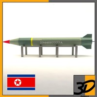 propellant missile north 3ds