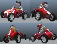 Atom_Car