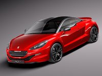 3dsmax 2014 sport coupe
